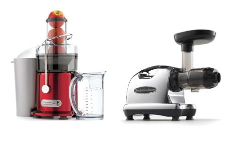 jus-de-légumes-et-de-fruits-frais-centrifugeuse ou extracteur de jus ?