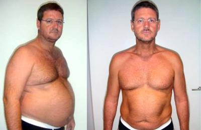 Joe Cross, maigrir grâce au jus par l'exemple !