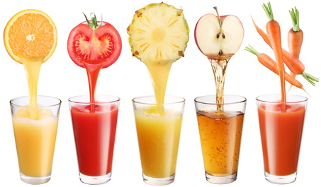 Jus de l gumes et de fruits frais - Centrifugeuse et extracteur de jus ...