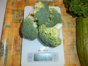 brocolis jus vert
