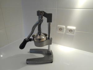 juicer-manual to lever