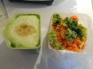 résultat jus vert