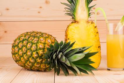 jus d'ananas
