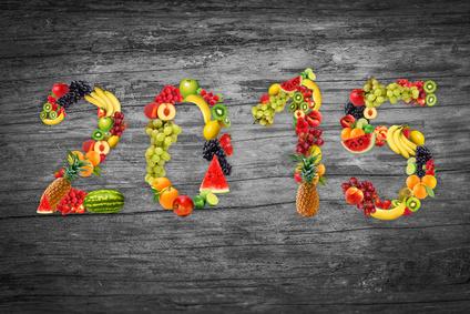 jus de fruits et jus de légumes - 2015