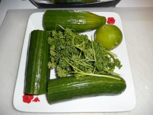 jus vert-concombre-persil-citron