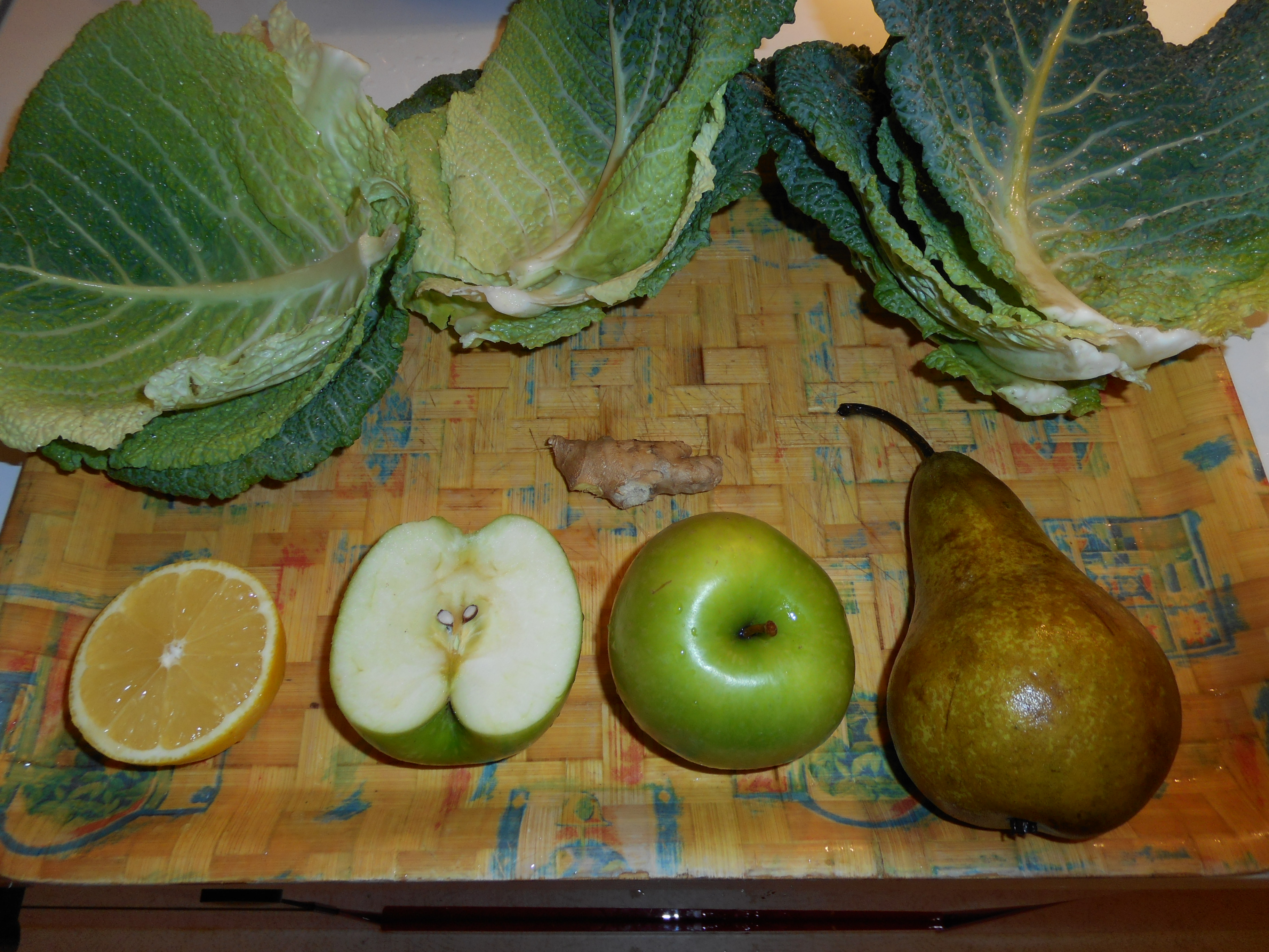 82bbd0a58fb781 Ma recette de jus vert façon Joe Cross