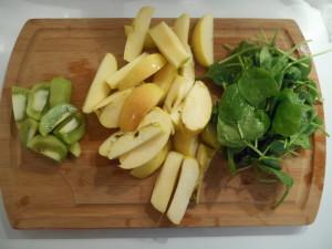 jus-d'épinard-pomme-kiwi