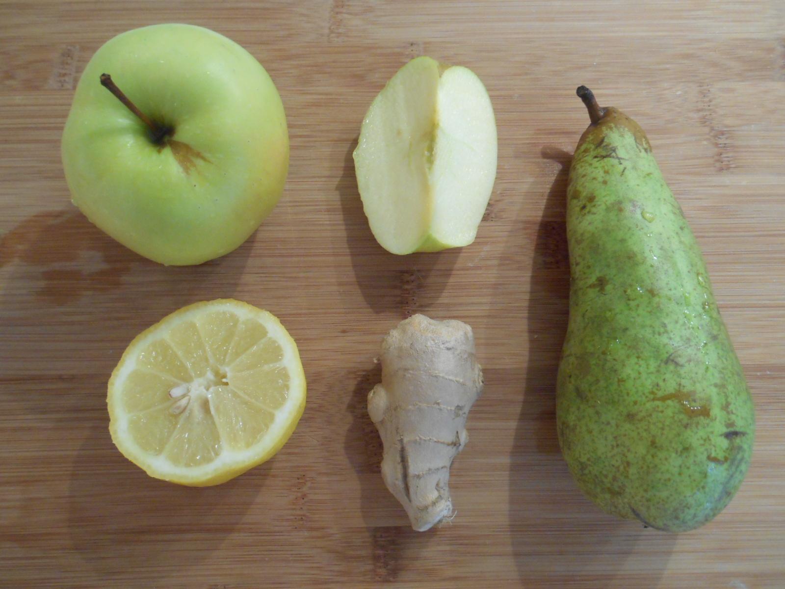 Un Jus De Fruit Au Gingembre Aux Vertus Anti Inflammatoires