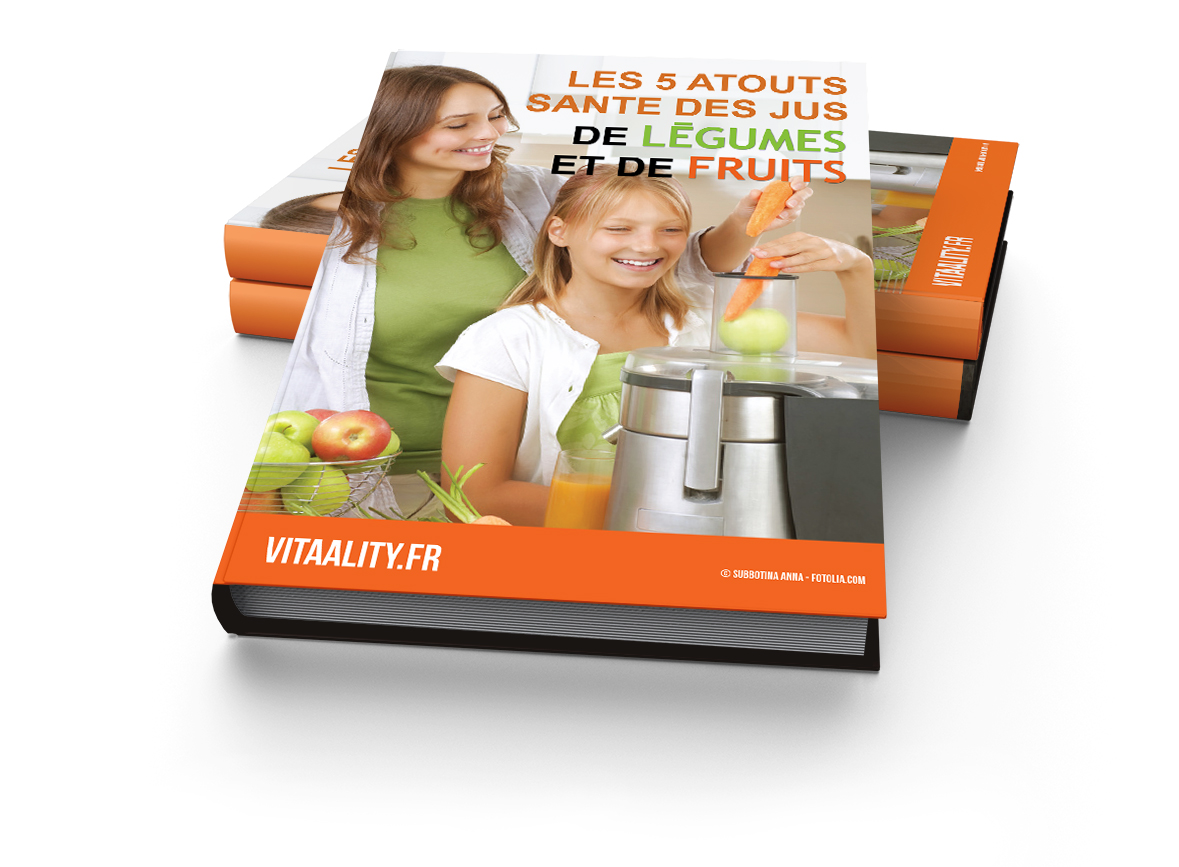 guide gratuit vitaality jus de fruits frais maison jus de l gumes frais jus crus. Black Bedroom Furniture Sets. Home Design Ideas