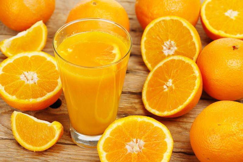 5 Raisons De Boire Du Jus D Orange Presse Vitaality Jus De Fruits