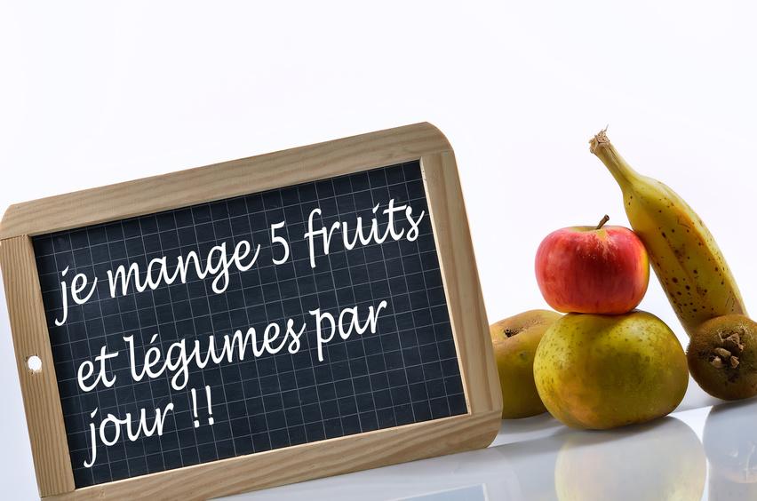 Pourquoi Manger 5 Fruits Et Légumes Par Jour Ne Suffit Pas