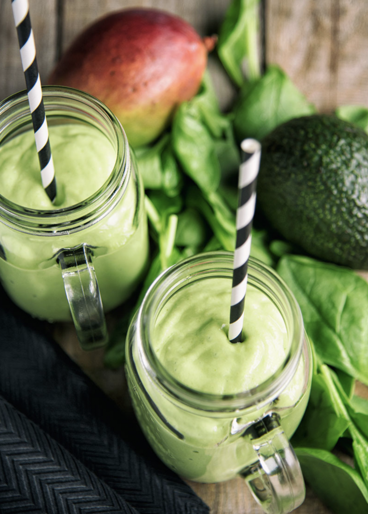 smoothie anti-fatigue